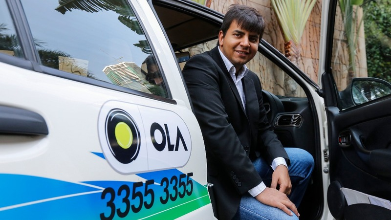 India's Ola sideswiped by Uber-Didi hookup