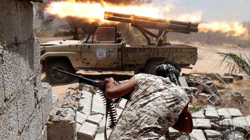 Deeper Western involvement in Libya unlikely