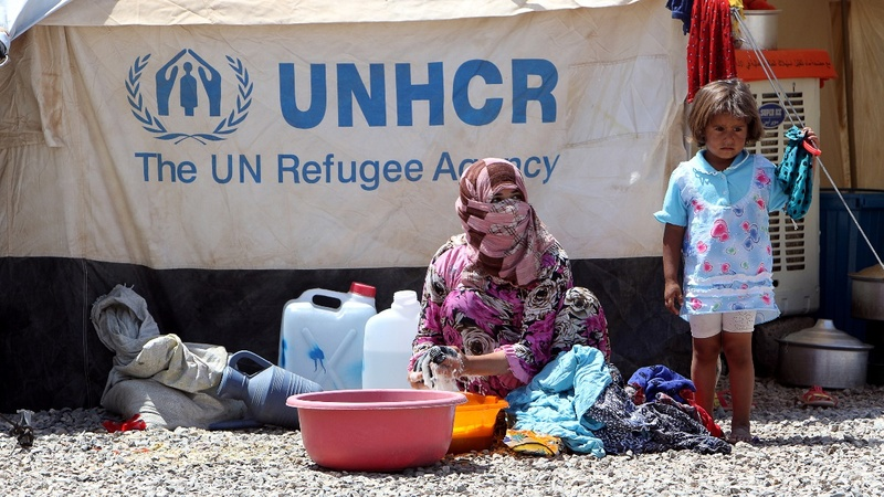 Mosul's refugees anticipate liberation