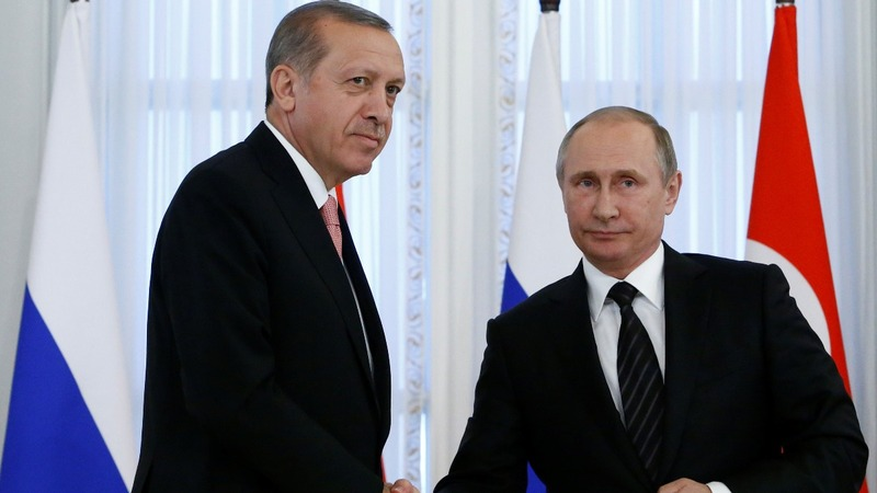 New chapter emerging in Russia relations - Turkey