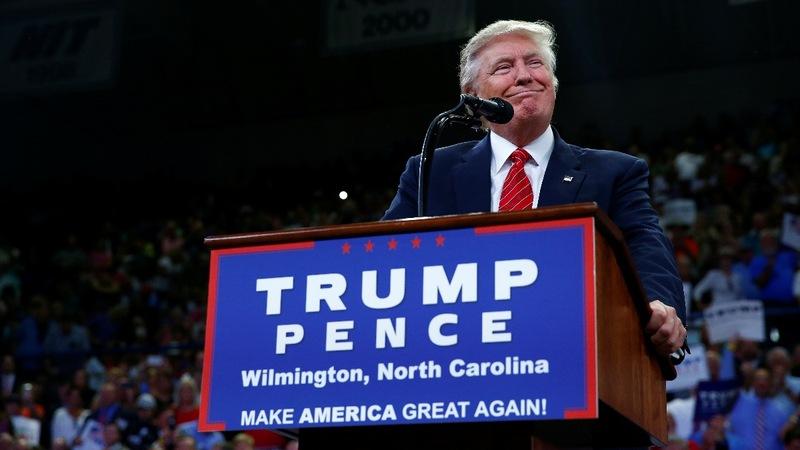 #Manypeoplearesaying Trump needs a new saying