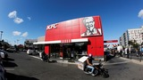 KFC under pressure over antibiotics use