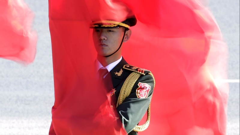 China's two-front battle stokes tensions in Asia