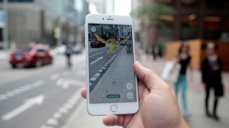 Taiwan's drivers keep their eyes on Pokemon Go