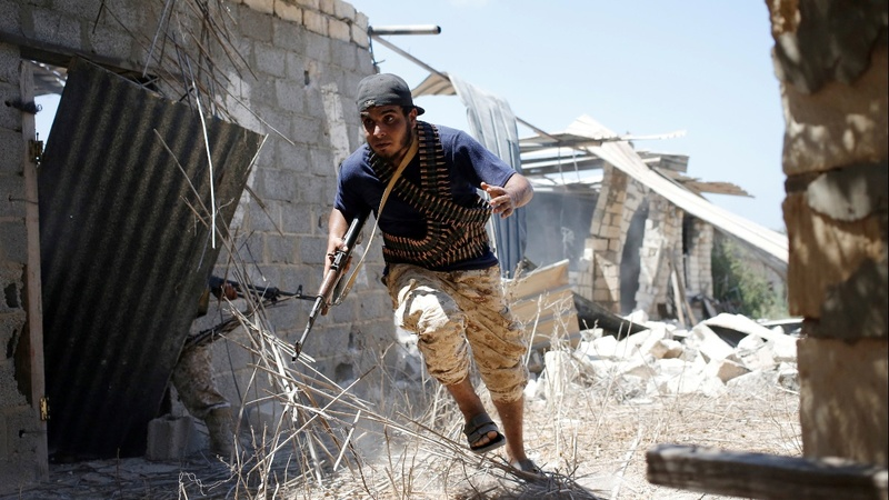 Major advance for Libyan forces in Sirte