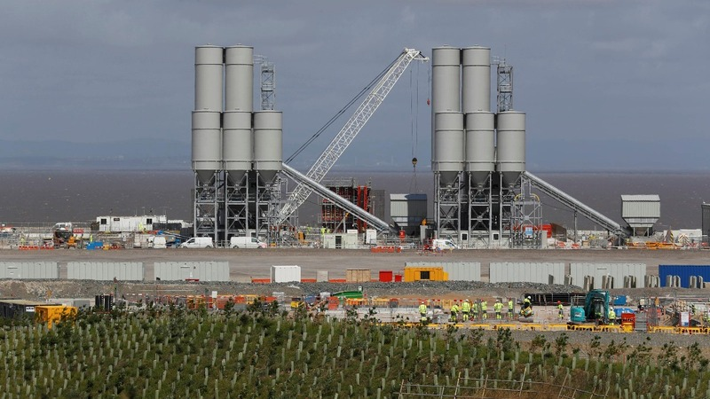 Espionage charge for Hinkley's China backer