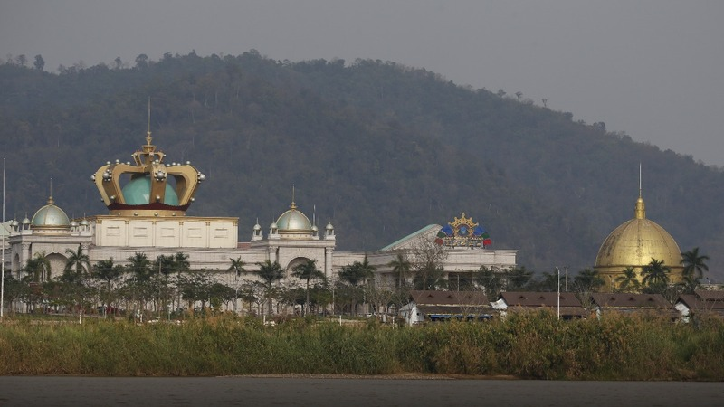 Mekong casinos: Where drug money gets clean