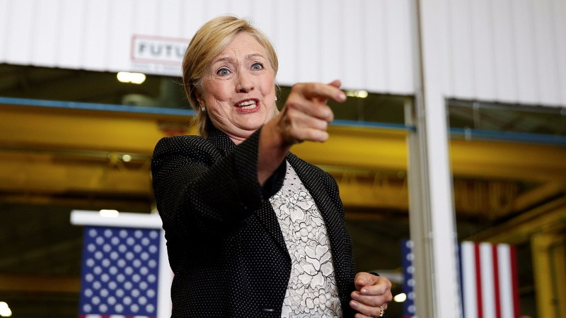 Clinton pledges to bash bad trade deals