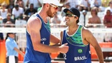 Women want more skin in men's beach volleyball