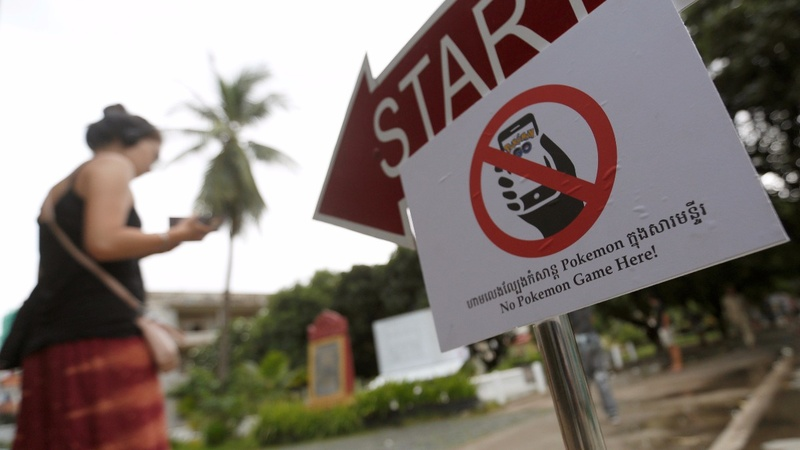 Cambodia bans Pokemon GO at genocide museum