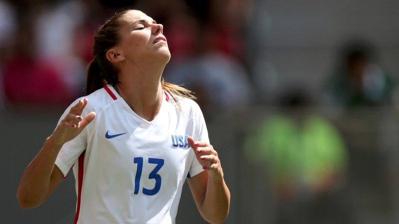 U.S. women's football team ends Olympic reign