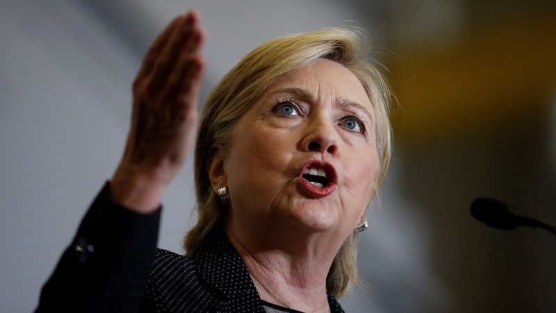 Hillary Clinton releases 2015 tax returns
