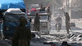 Islamic State loses key Syrian city