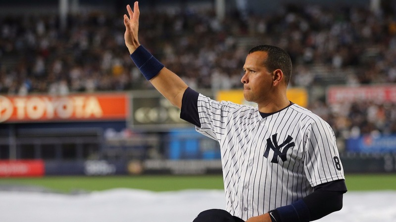 Yankees close the chapter on A-Rod