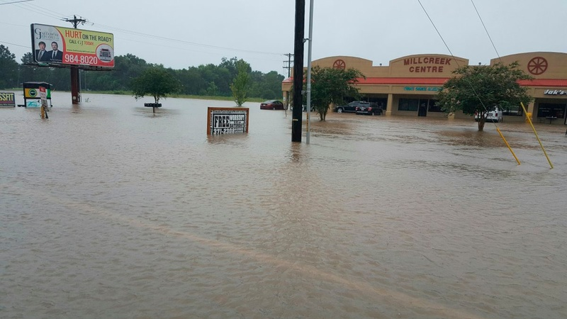 Flooding kills at least 3 in Louisiana, Mississippi