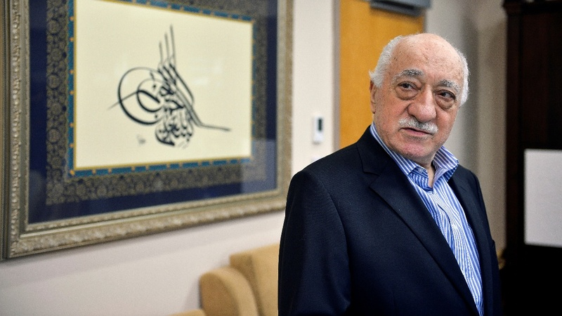 Turkey presses US for alleged coup leader