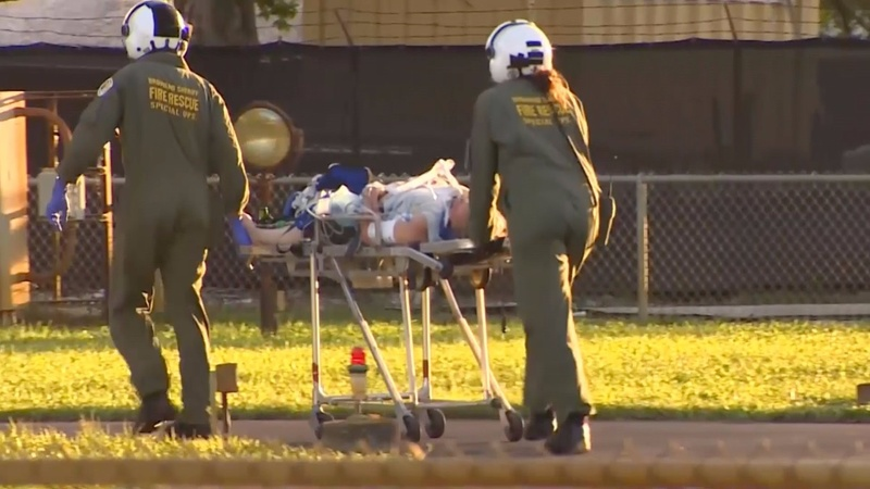 Florida woman severely injured by alligator