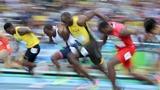 Bolt's 'sluggish' start could still lead to gold