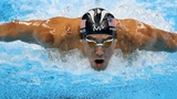 Phelps' swan song earns him 23rd gold