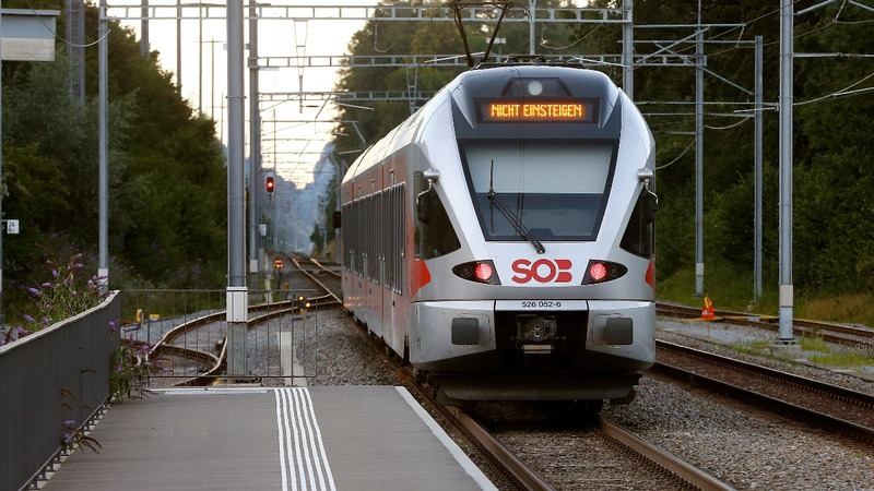 Two people dead after Swiss train attack
