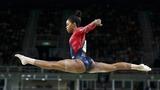 U.S. gymnast tormented by bullies