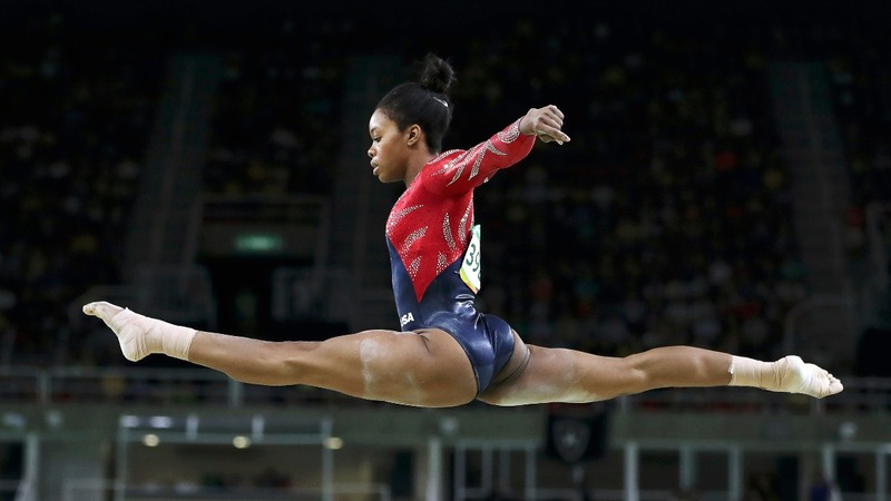 U.S. gymnast tormented by bullies