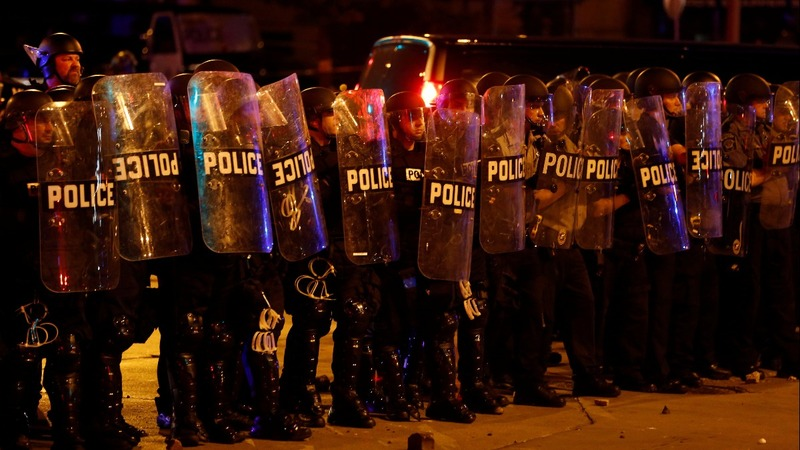 Violent protests rock Milwaukee