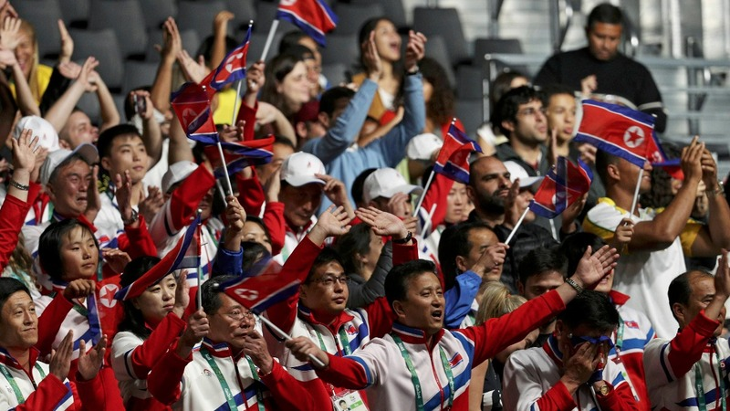 North Korea-watching at the Rio Olympics