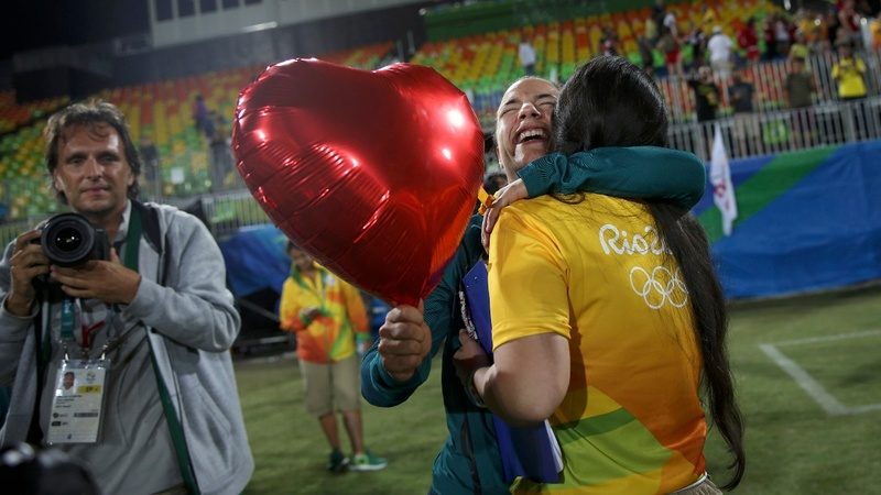 Record number of LGBT athletes in Rio 2016