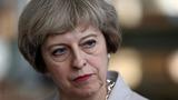 Britain's May says wants strong China ties
