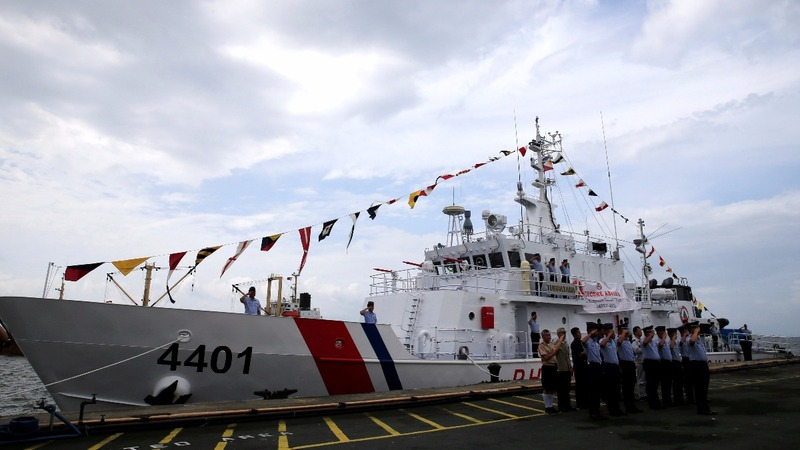 Manila gets more muscle in the maritime game