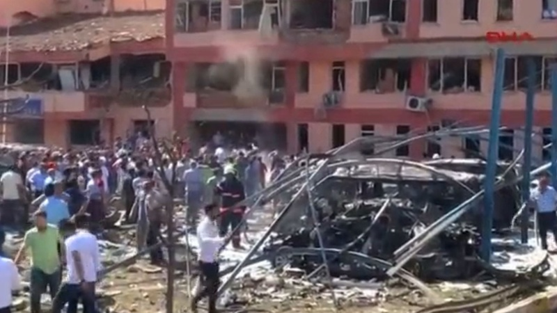 Second blast in two days hits Eastern Turkey