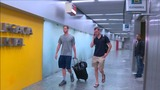 2 U.S. swimmers detained in Rio for questioning