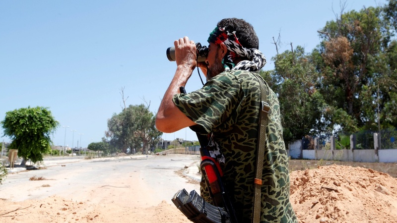 Libya's jihad to continue after Sirte defeat
