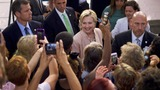 Clinton clarifies use of private email, to FBI