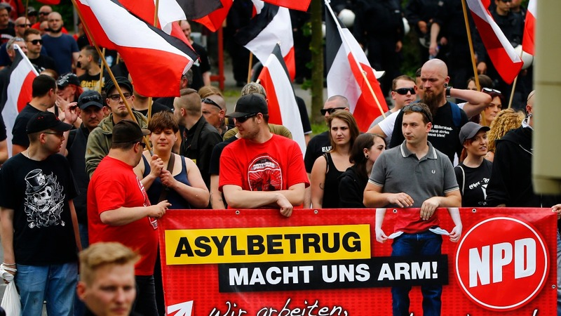 Germany grapples with far-right NPD ban