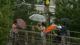 Typhoon Mindulle drenches Tokyo