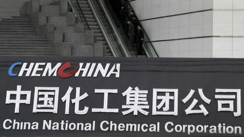 Multi-billion ChemChina deals moves a step closer