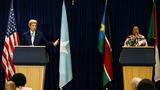 VERBATIM: Kerry backs S.Sudan deployment