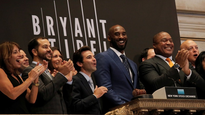 Kobe Bryant launches investment fund