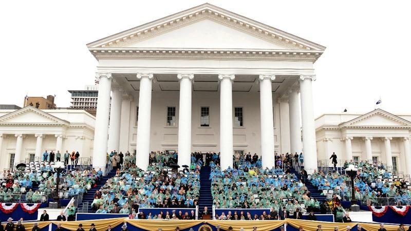 Virginia Gov. restores voting rights of felons