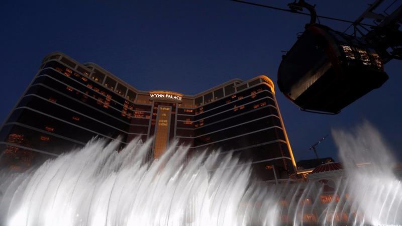 Wynn opens Macau's most expensive casino