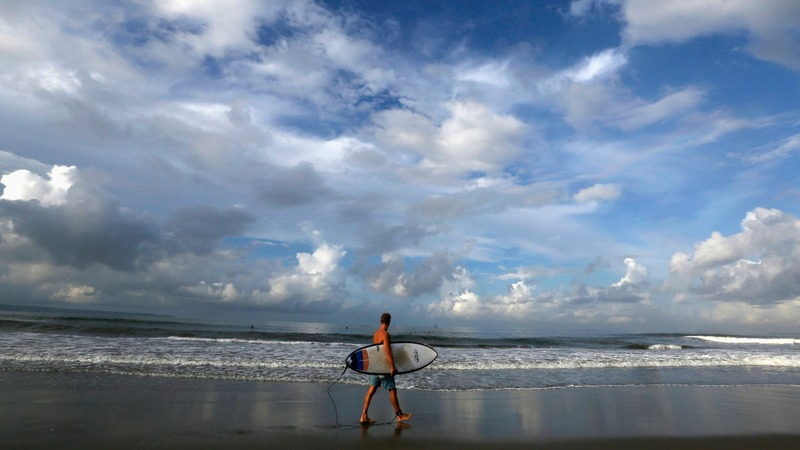 Sexual predators stalk Bali's beaches
