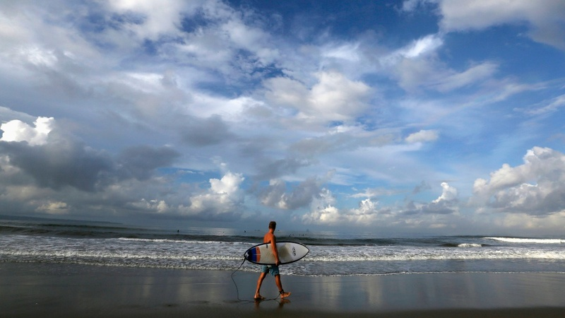 Sexual predators stalk Bali's beaches