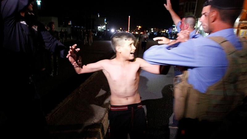 The child bombers of Iraq, Nigeria, Turkey