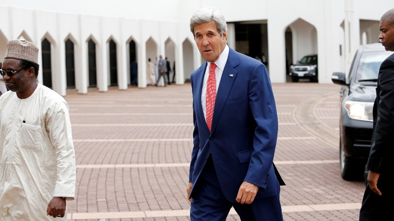 Kerry in town, Nigeria claims Boko Haram deaths