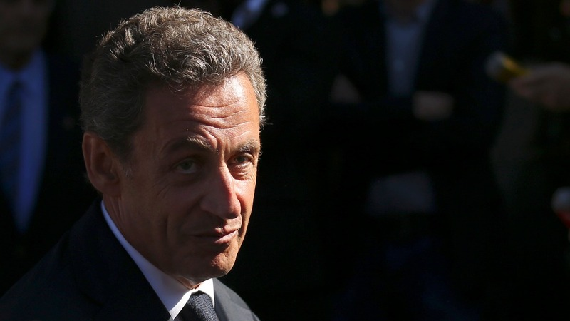 Sarkozy announces French presidential bid