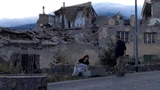 Strong earthquake strikes central Italy