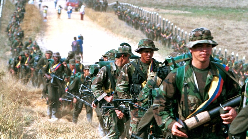 Colombia signs historic deal with rebels