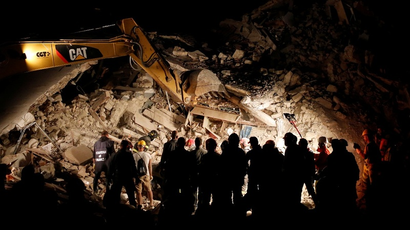 Italy quake death toll hits 247